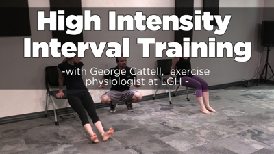 Fitness Friday: High Intensity Interval Training
