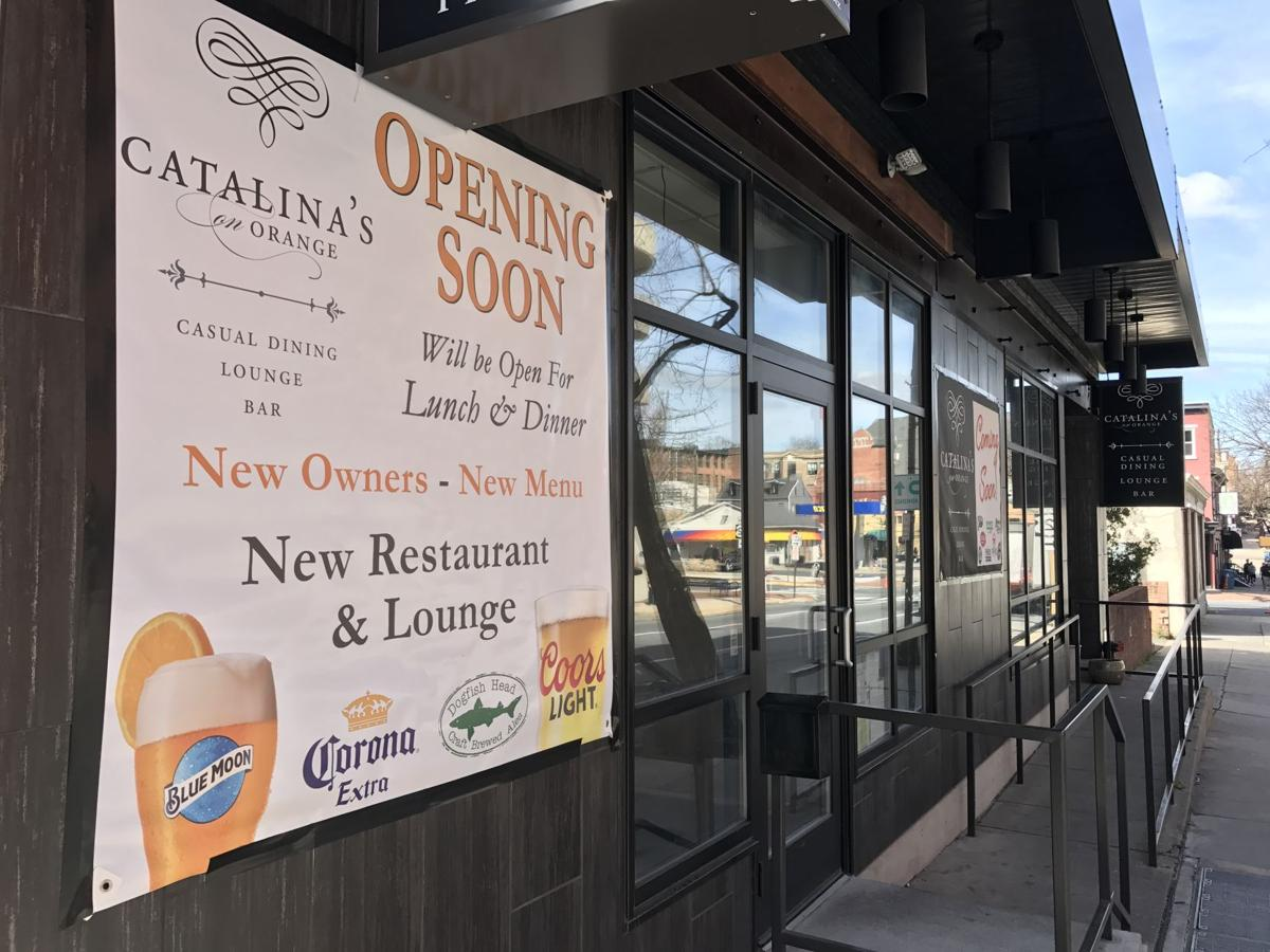 Catalina's on Orange to open this month in downtown