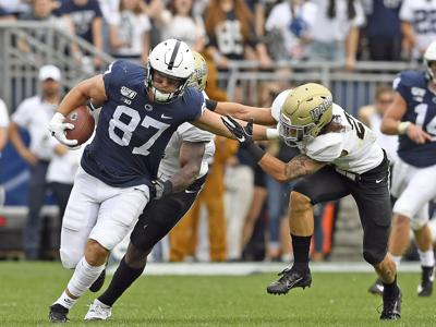 Penn State vs Idaho-NCAA Football