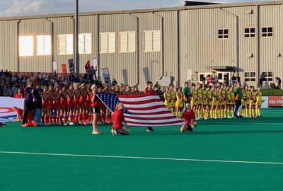 USA FH vs. Australia