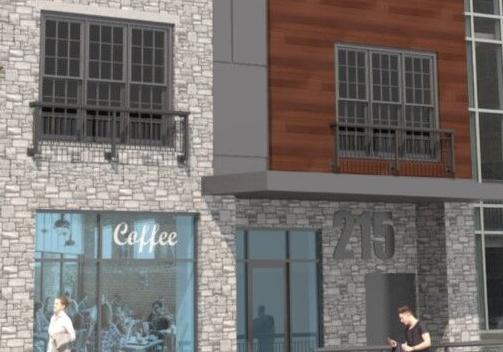 $9M North Queen Street project to add 51 apartments to downtown's former Empire TV site