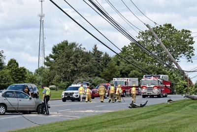Harrisbug Pike crash