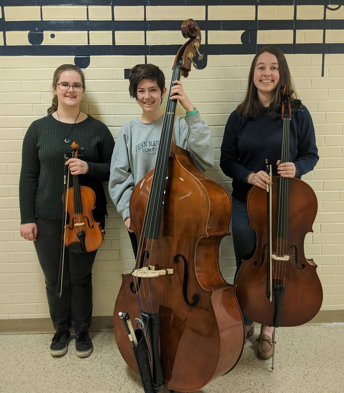 Penn Manor orchestra