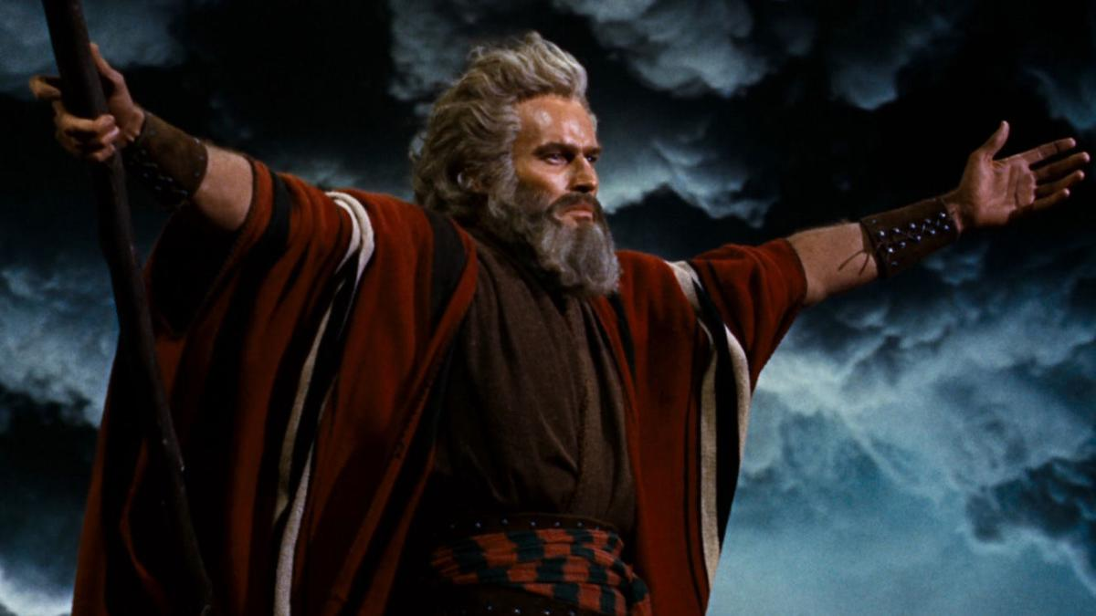 The Ten Commandments (3/10) Movie CLIP - Moses Turns Water ...  Moses The Movie Youtube