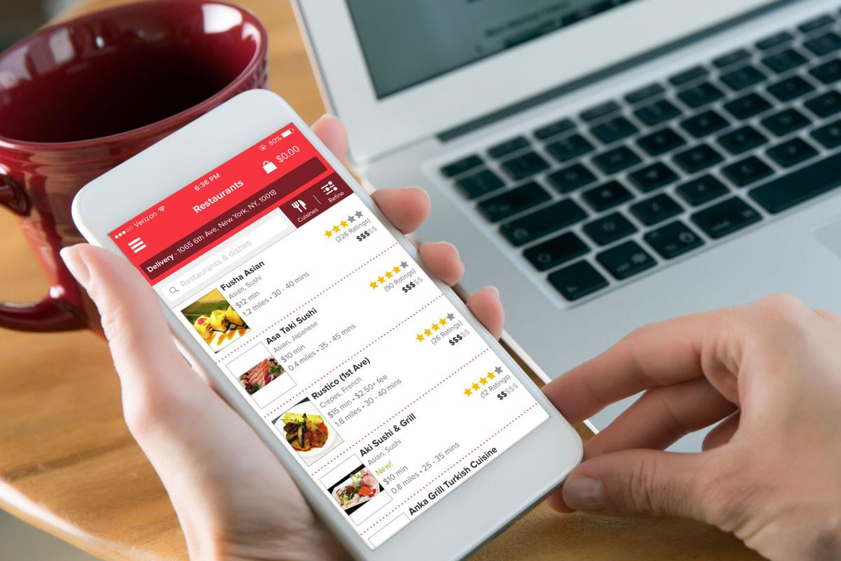 Food delivery reaches Lancaster County: 5 apps to try | Food