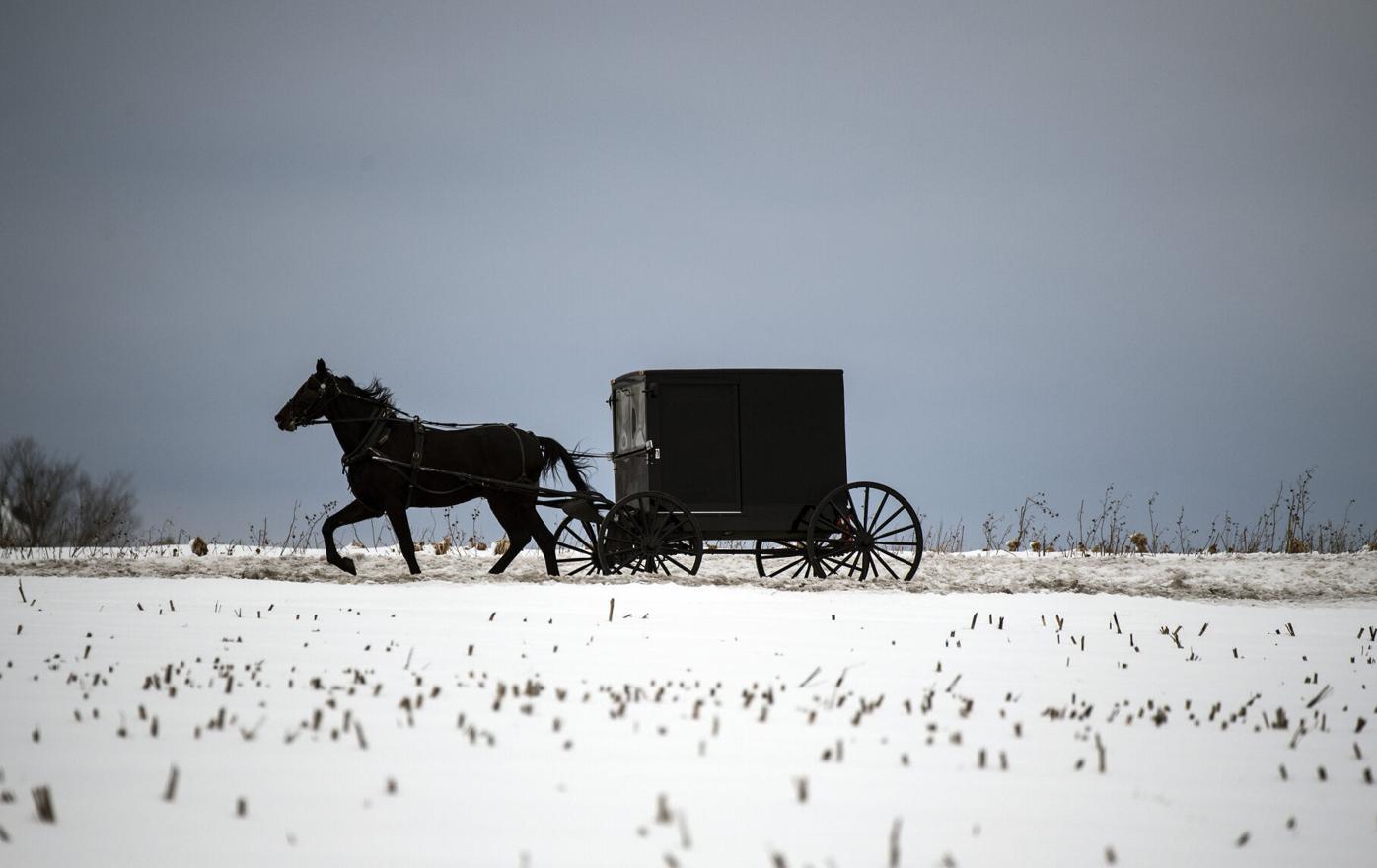 Lancaster County Snow
