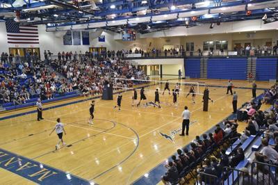 Hempfield vs Warwick-LL Boys Volleyball Championships