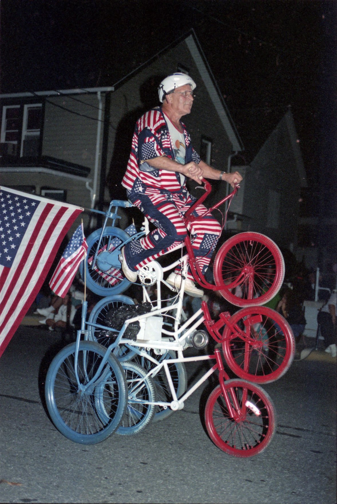triple bike