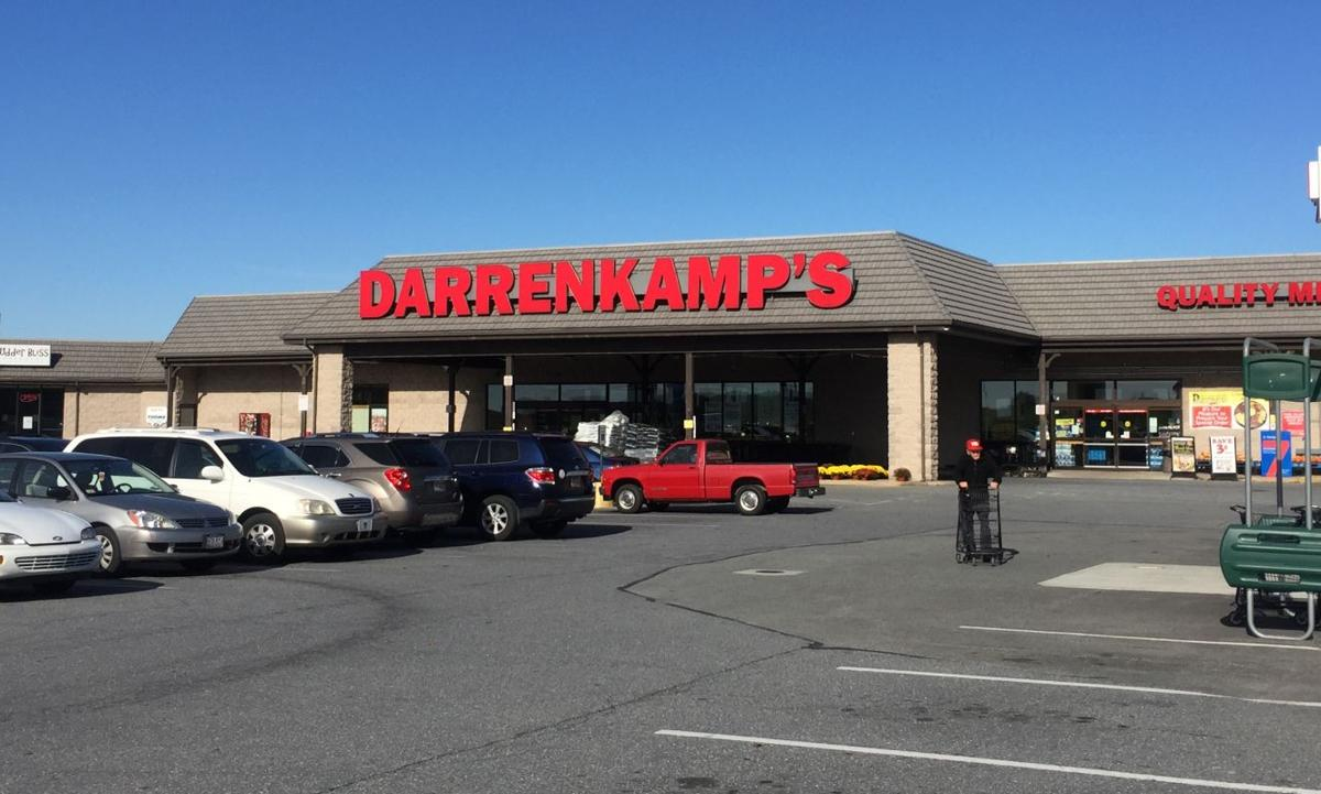 Darrenkamp's