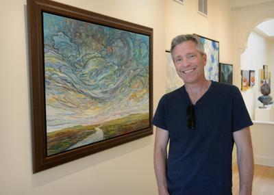 Artist Steve Coffey