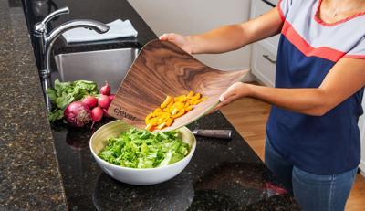 flexible wood cutting board