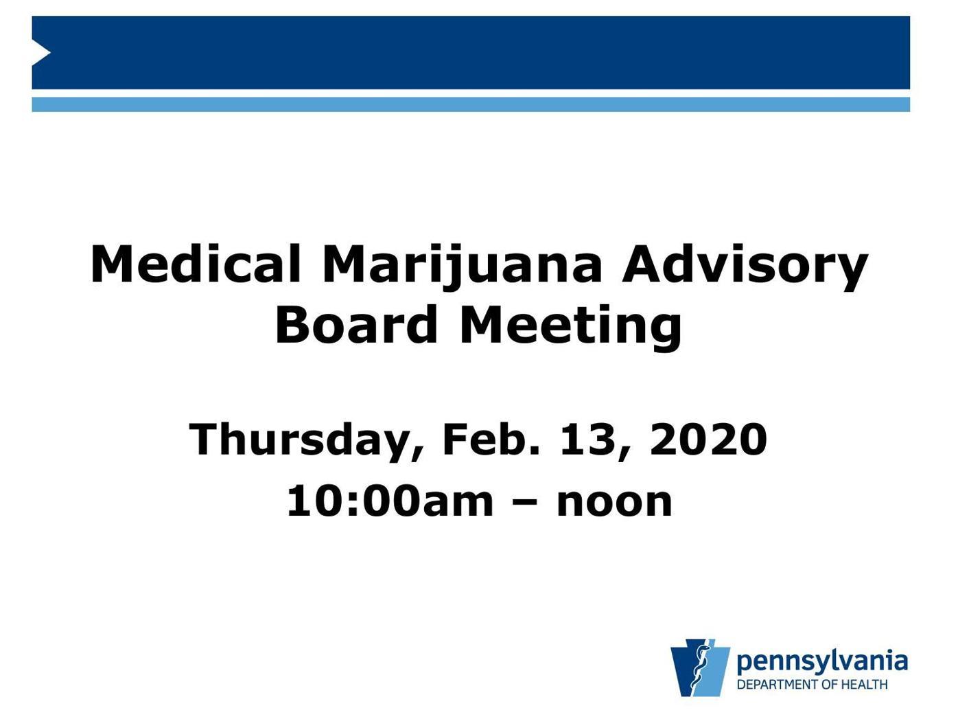 See Pa. medical marijuana survey results