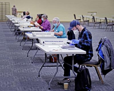 ballot counting Wednesday