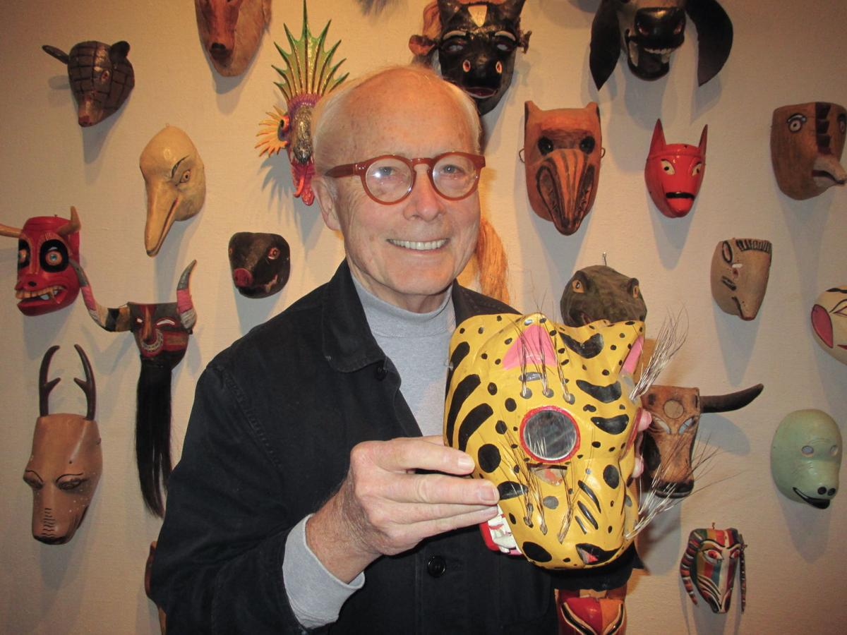 Mexican masks as works of art: Lancaster Museum of Art hosts exhibit