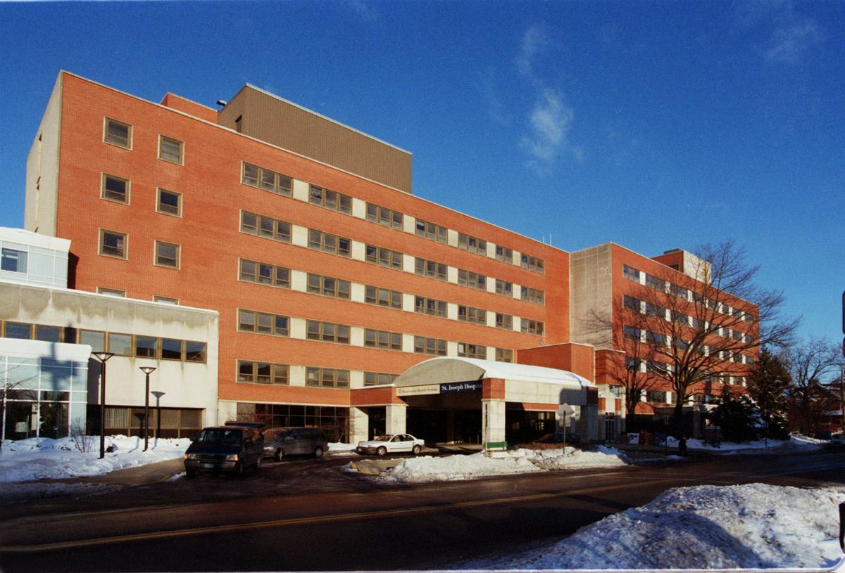 St. Joseph Hospital in 2000 file photo