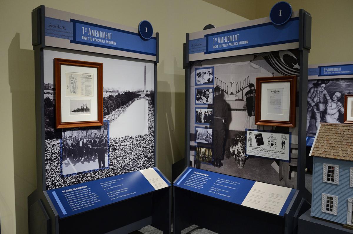 Amending America at Jewish Museum of Maryland