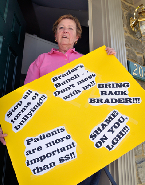 Patients to rally for fired doctor | News | lancasteronline com