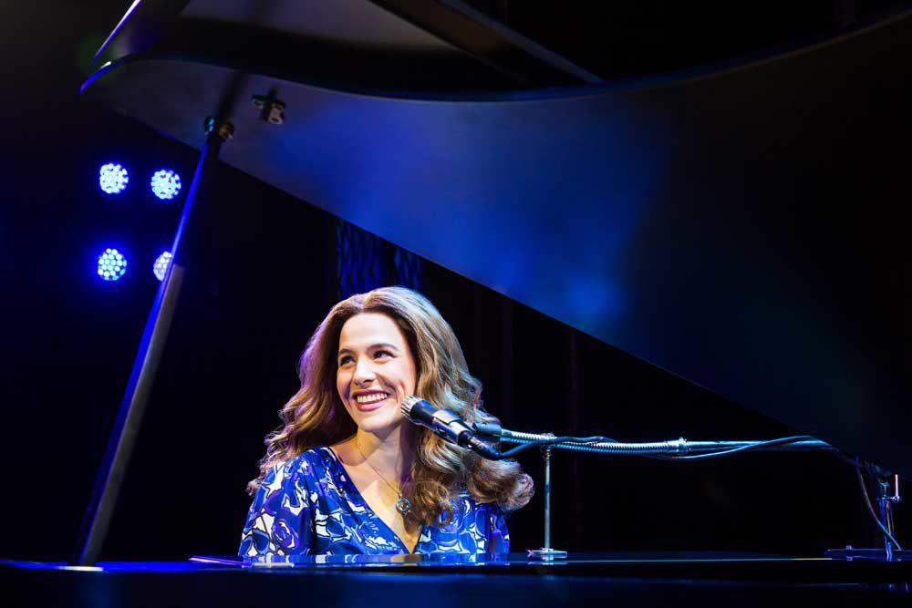 Beautiful The Carole King Musical Touring April