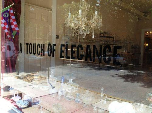 the letter v a touch of elegance opens in lancaster what s in 25189