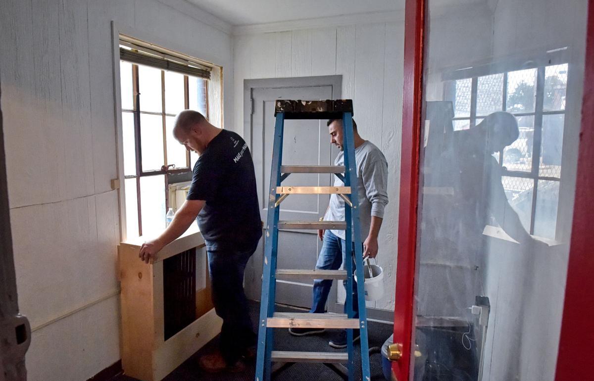 Crispus Attucks renovation 7