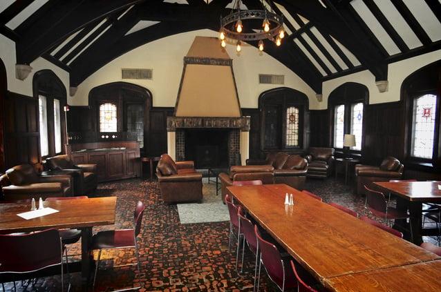 Gypsy Kitchen settles in at historic seminary