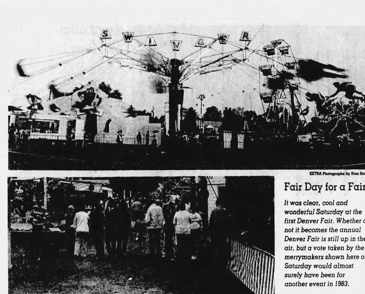 Denver Fair 1982