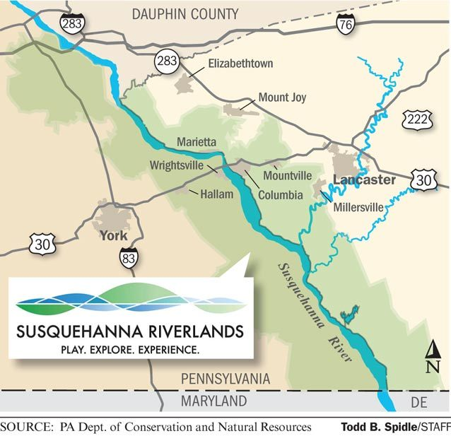 Municipalities, government agencies pool resources to enhance recreation along Susquehanna River ...