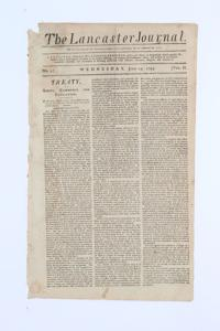 From 1794's Lancaster Journal to now, a look at 225 years of