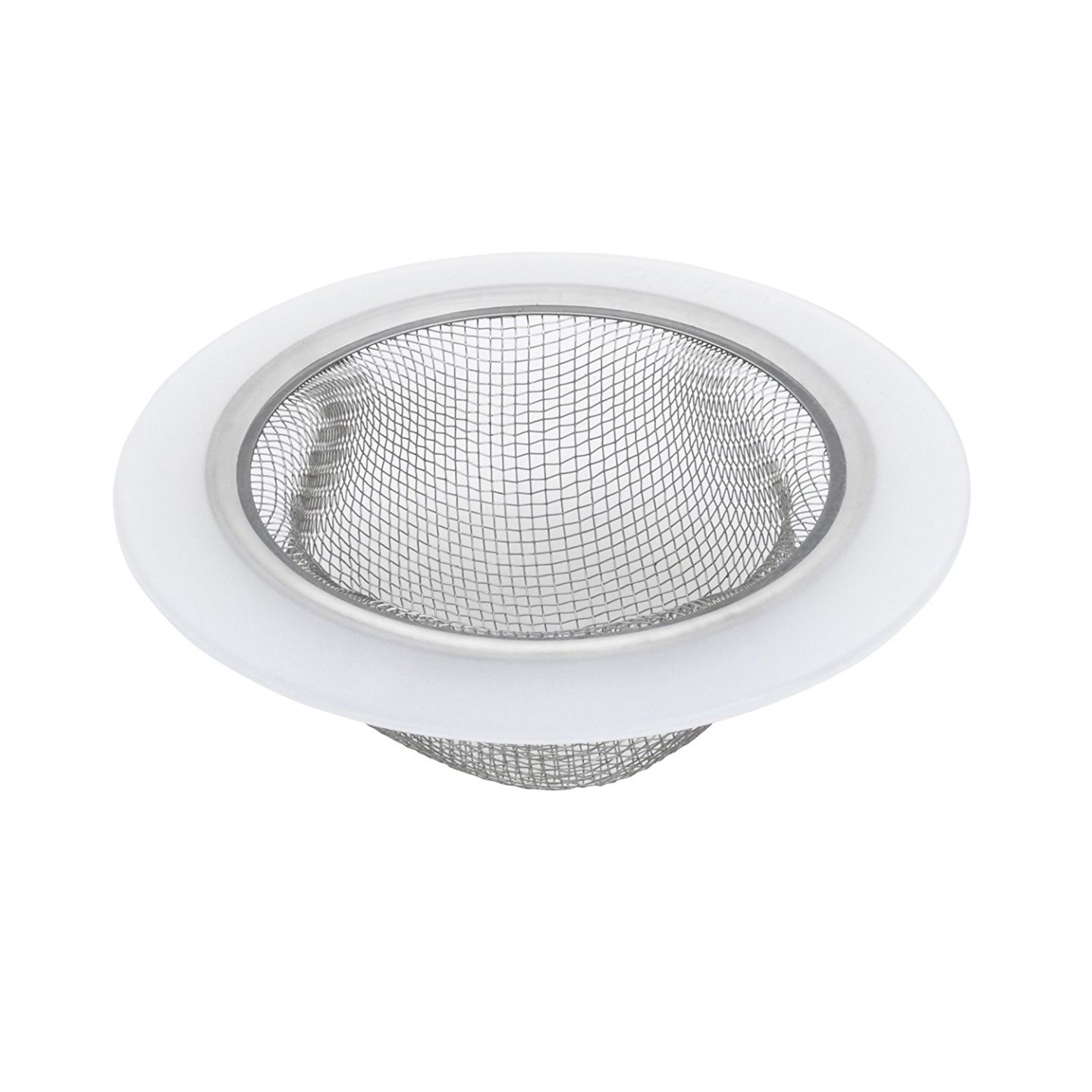 A Mesh Strainer Placed Over Your Sink Drain    Or The Kind That Suctions  Shut So You Can Fill The Sink    Protects The Pipes. Just Donu0027t Forget To  Clean The ...