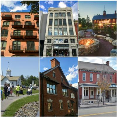 Historic Preservation Trust C. Emlen Urban winners 2017