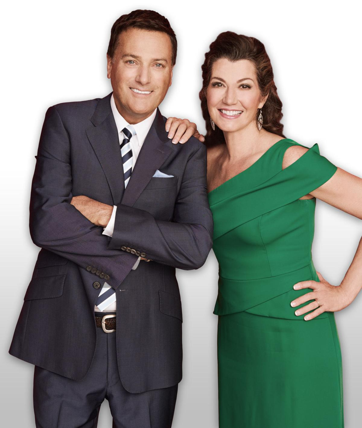 Amy Grant reflects on Christmas traditions and keeping family close ...