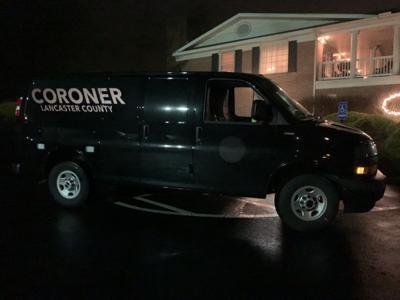 Scheid Coroner vehicle 1-14