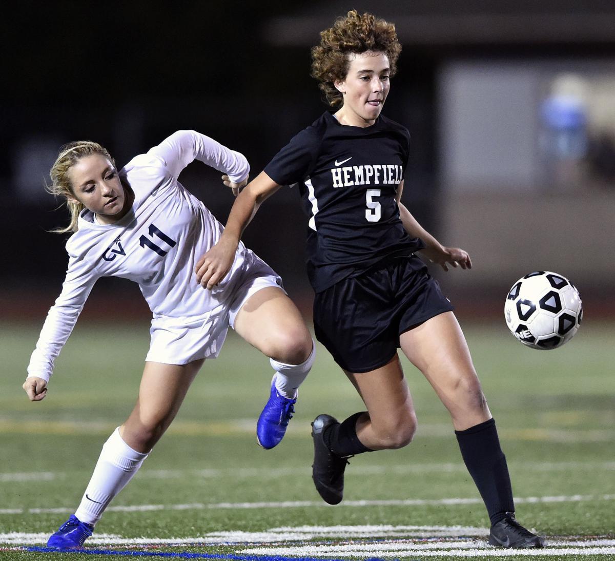 Hempfield vs Conestoga Valley-LL Girls Soccer