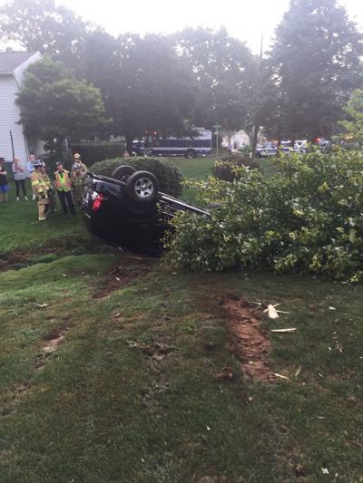 Manheim Township crash