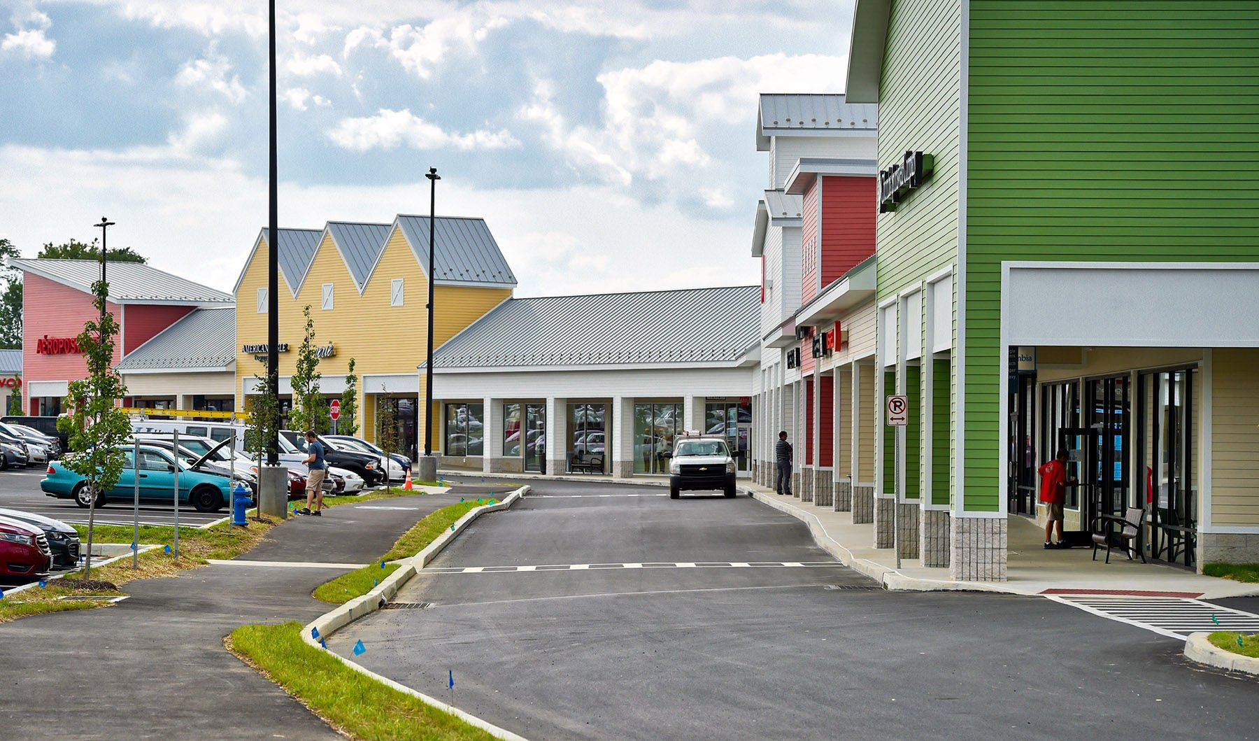 23 retailers part of Tanger Outlets expansion [list] | Local