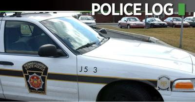 Police Log logo 2