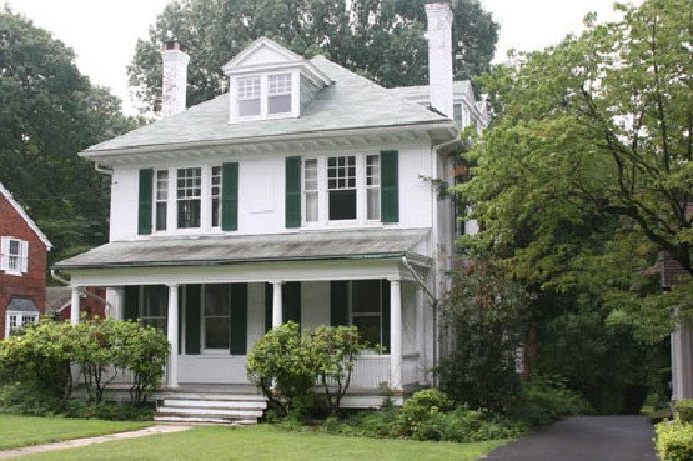 The American Foursquare: Prairie And Craftsmen Styles Responsible For  Popular, Boxy Homes | Lifestyle | Lancasteronline.com