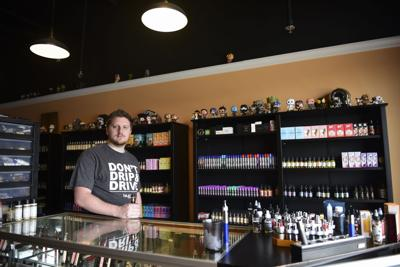 Lancaster County vape shops back bill that reduces tax that