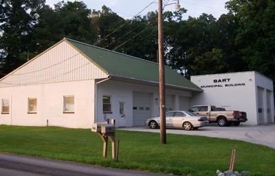 Bart Township municipal building