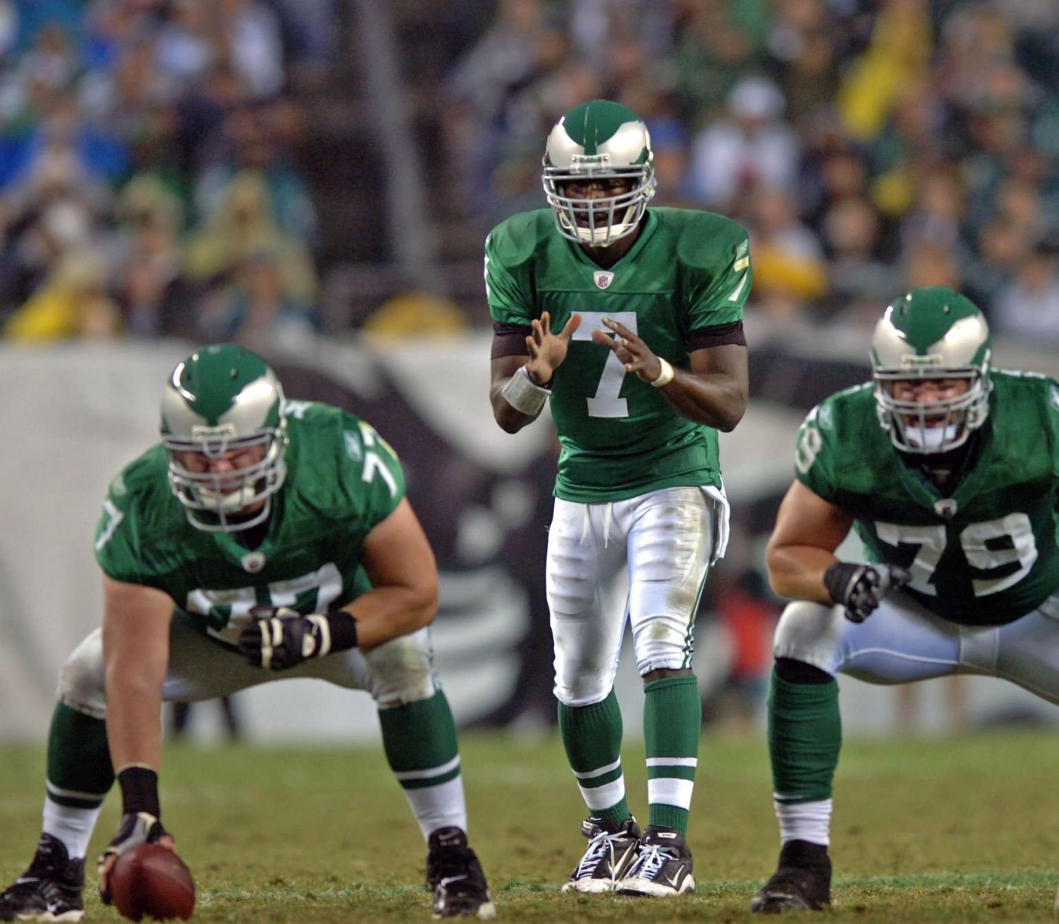Eagles owner Jeffrey Lurie wants his team to wear Kelly green | NFL