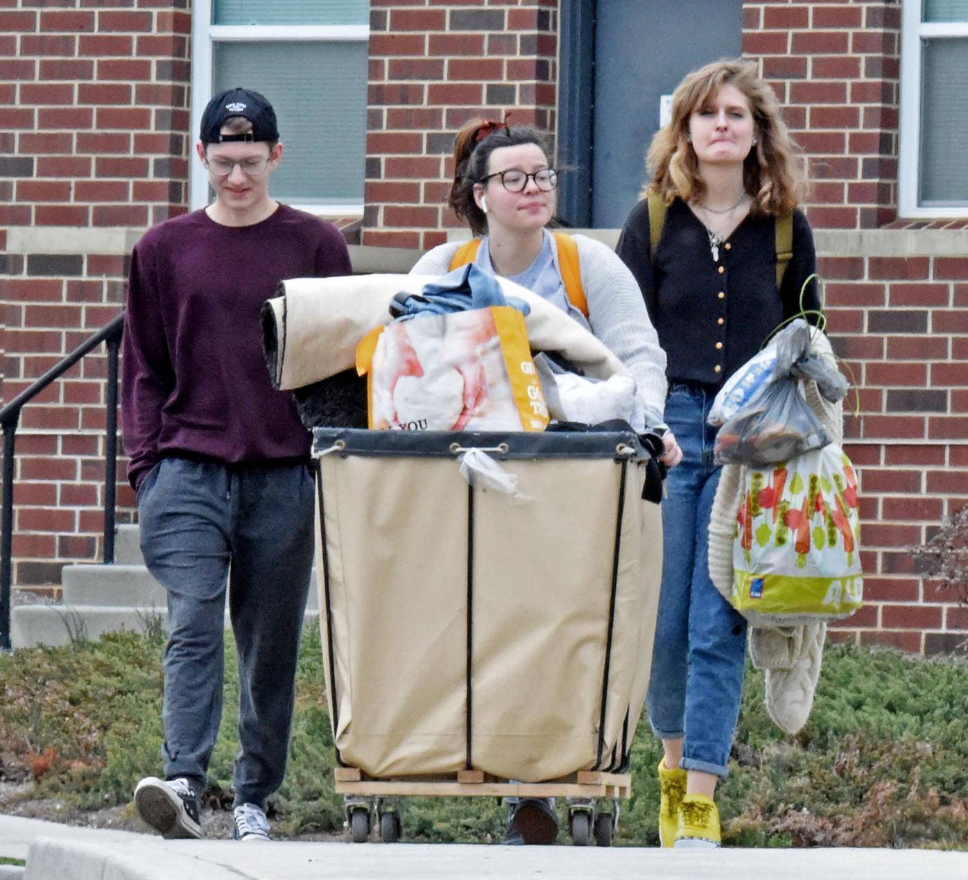 MU moving out