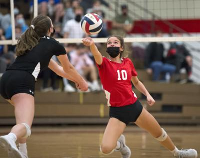 Hempfield vs Garden Spot-LL Girls Volleyball Championships