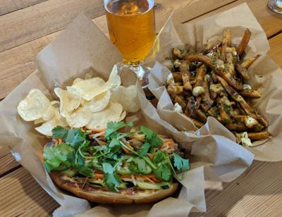 Cabalar Meat Co. and Voodoo Brewery