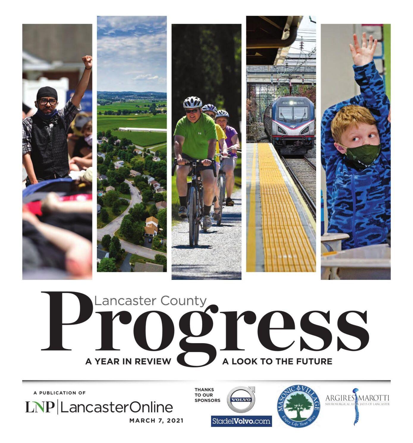 Lancaster County Progress 2021