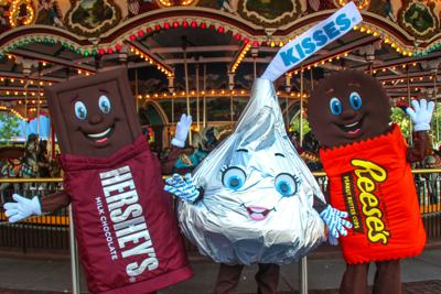 m2 lets begin hersheypark Characters and Carrousel.jpg