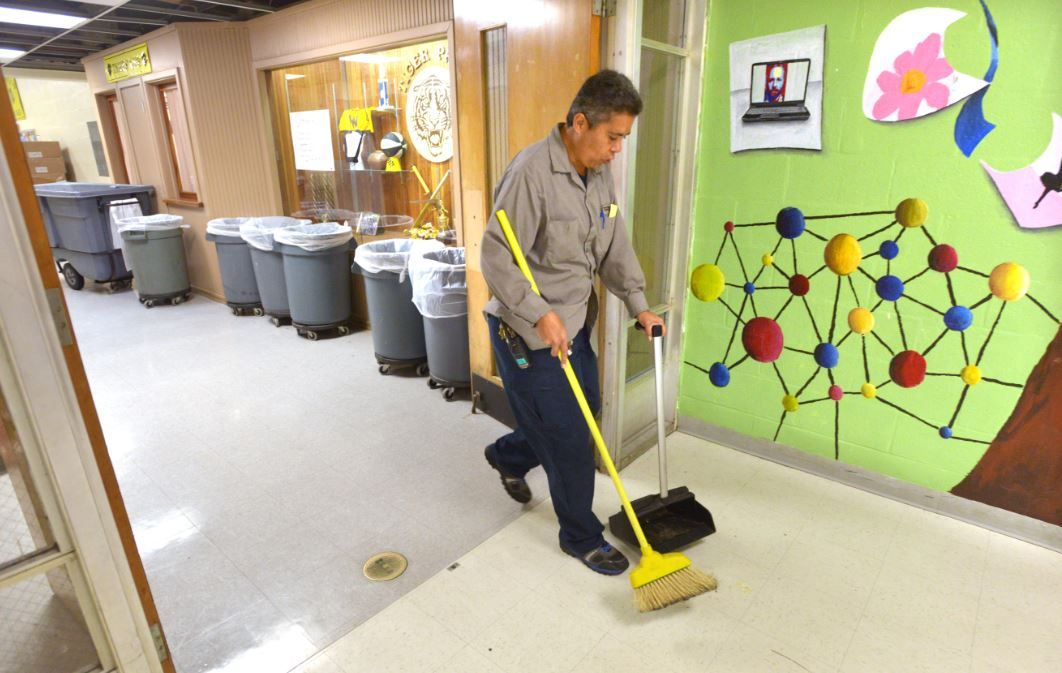 City school custodians outsourced jobs offered at - Garden city union free school district ...