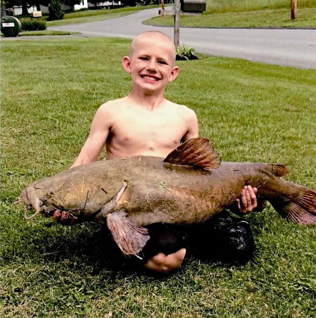 Kirkwood Boy S Giant Flathead Was The Biggest Of 2017 Other Local