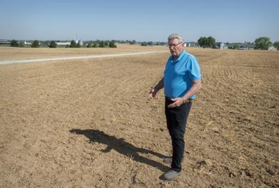 Luke Brubaker farm