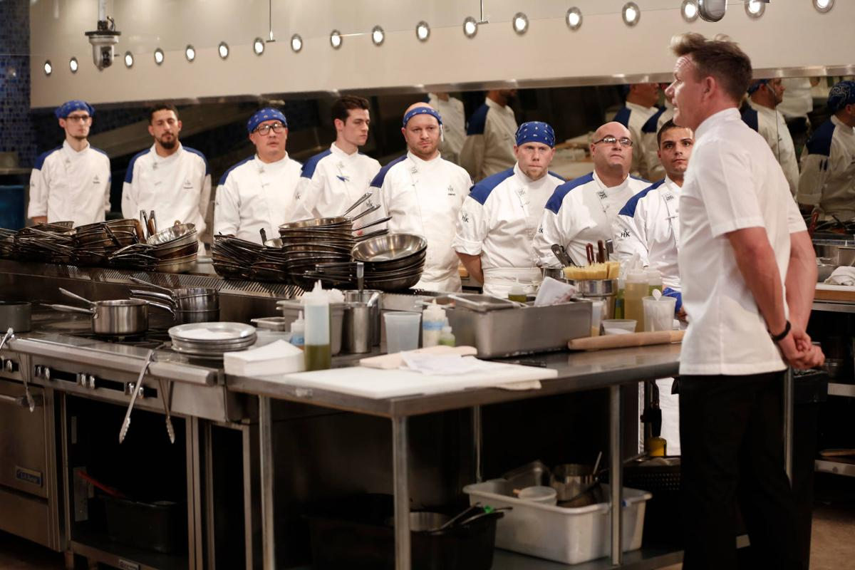 Hell S Kitchen Season  E