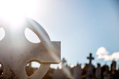 tombstone sun
